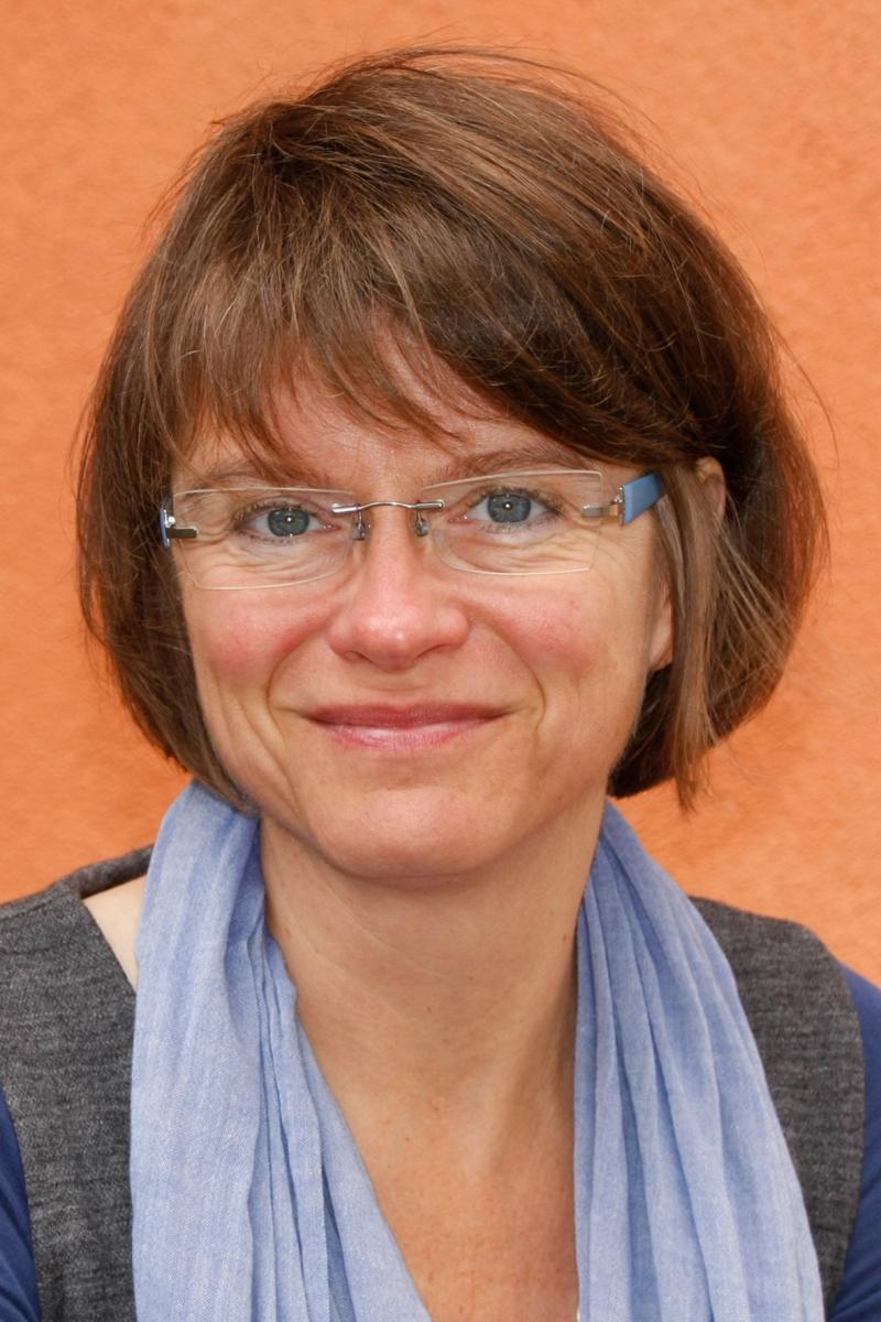 Pfarrerin Julia Rittner-Kopp